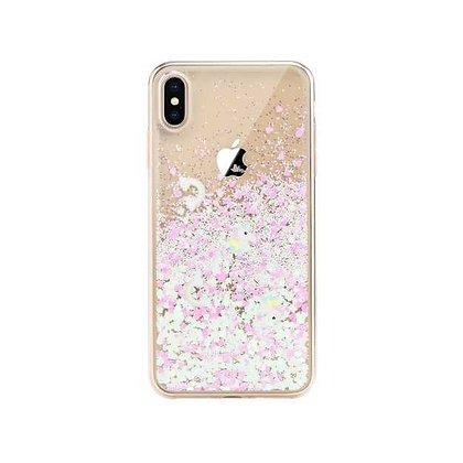 SwitchEasy iPhone Xs Max Happy Park PC+TPU Case, Pink