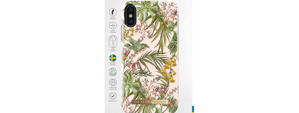 iDeal Of Sweden iPhone Xs Fashion Case 2019, Pastel Savanna