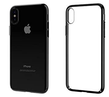 Devia iPhone X Glimmer Case, Black