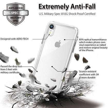 SwitchEasy iPhone Xs Max Crush PC+TPU Case, Ultra Clear