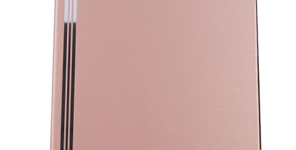 iPearl iPad Pro 9.7-inch L-Folio Plus Stand Cover, Rose Gold