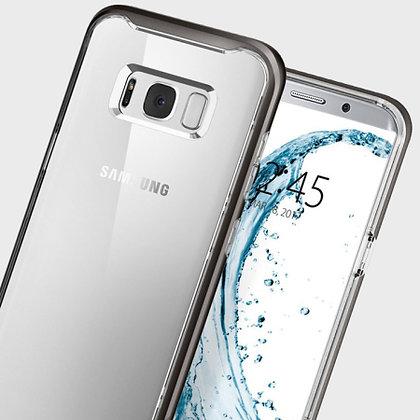 Spigen Samsung Galaxy S8 Plus Neo Hybrid Crystal, Gunmetal