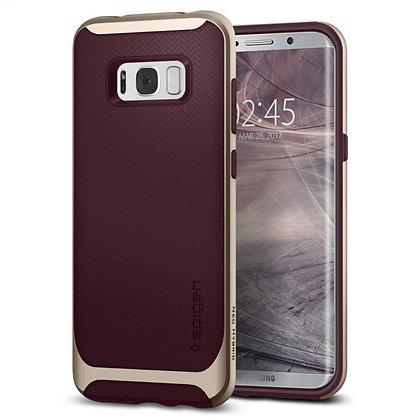 Spigen Samsung Galaxy S8 Plus Neo Hybrid, Burgundy