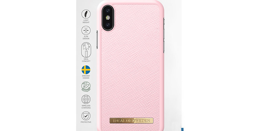 iDeal Of Sweden 11 Pro Fashion Case Saffiano, Pink