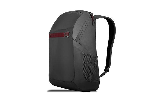 """STM Laptop Backpack 15"""" Saga, Graphite Grey"""