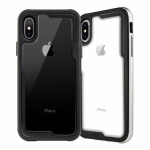 SwitchEasy iPhone Xs Helix PC+TPU Case, Black