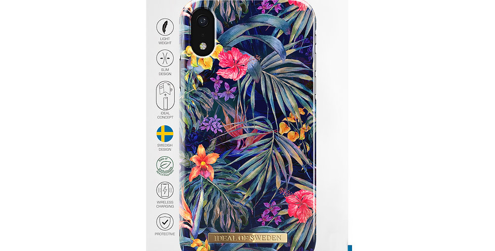 iDeal Of Sweden iPhone XR Fashion Case, Mysterious Jungle