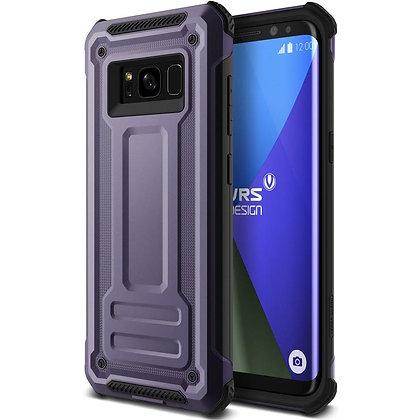VRS Design Samsung Galaxy S8 Plus Terra Guard, Orchid Gray