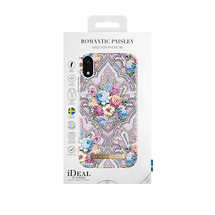 iDeal Of Sweden Fashion Case iPhone XR, Romantic Paisley