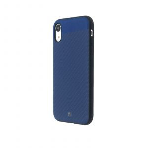 Just Must iPhone XR Uniqio I Case, Navy