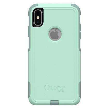 OtterBox Commuter Series iPhone Xs Max, Ocean Way (Aqua/Aquifer)