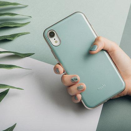 Moshi iPhone XR iGlaze, Powder Blue