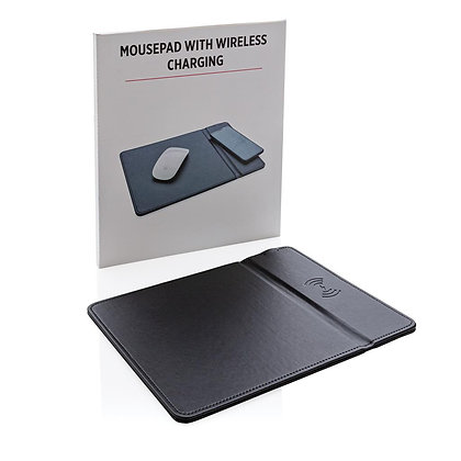 NEVO Wireless Charger Mouse Pad