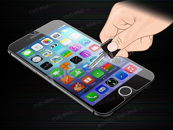Devia iPhone 8/7 Screen Protector, Crystal Clear