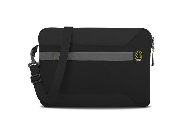 "STM Laptop Sleeve 13"" Blazer, Black"