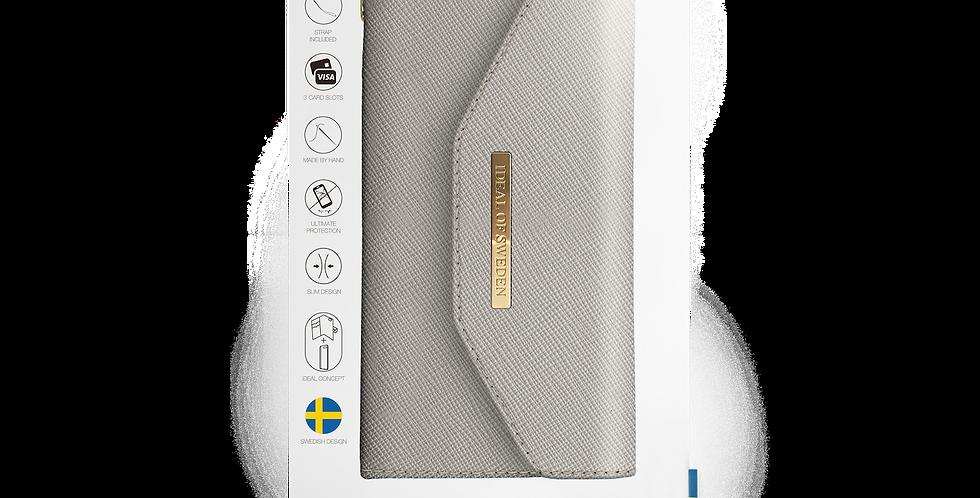 iDeal Of Sweden iPhone 8/7/6/6s Mayfair Clutch, Light Grey