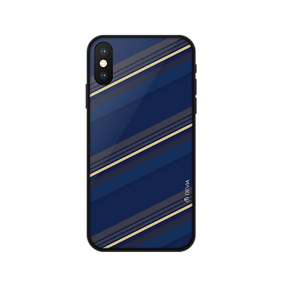 Devia iPhone Xs Max Reno Case, Blue
