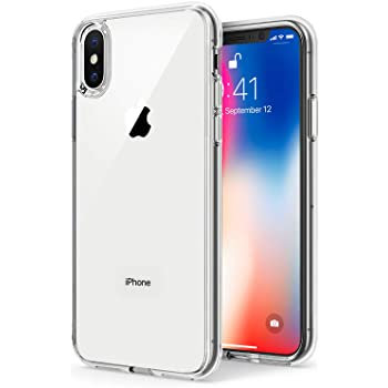 Devia Naked Case iPhone Xs Max, Crystal Clear