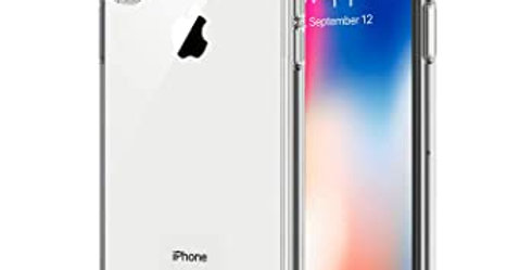 Devia iPhone Xs Max Naked Case, Crystal Clear