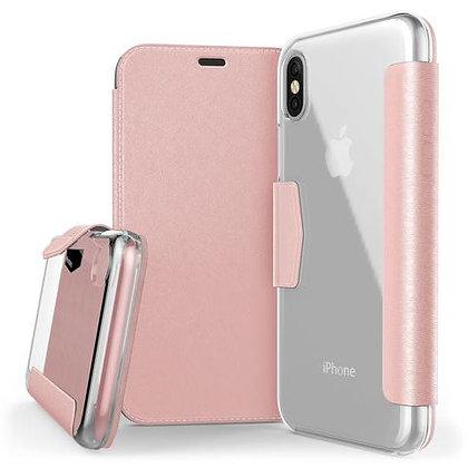 X-Doria iPhone X/Xs Engage Folio, Pink