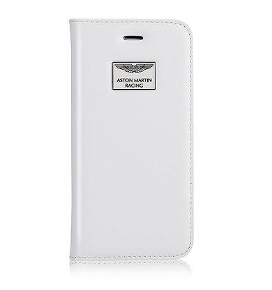 Aston Martin Racing iPhone 6 Folio Case Luxury, White