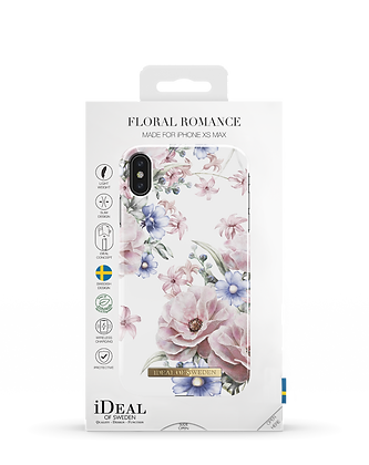 iDeal Of Sweden Fashion Case iPhone Xs Max, Floral Romance