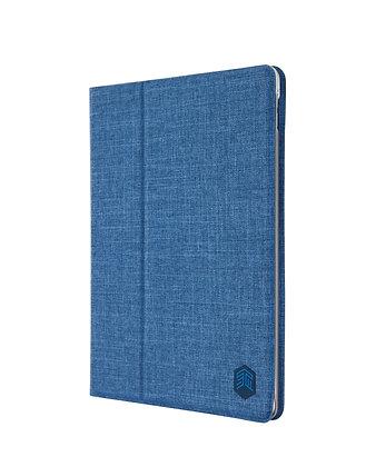 "STMiPad 9.7"" (2018)/Pro 9.7""/Air 1, 2 Atlas Folio with Pencil Holder, Dutch Blu"