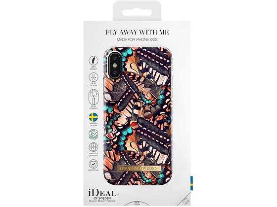 iDeal Of Sweden Fashion Case iPhone Xs, Fly Away With Me