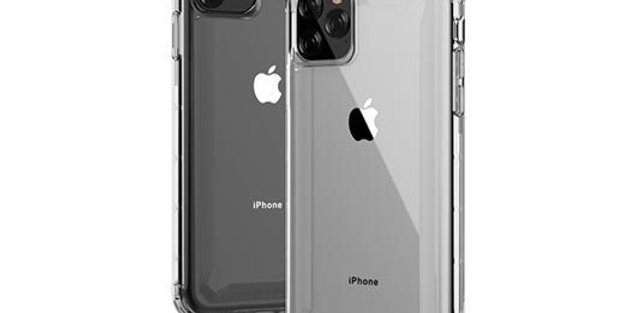 Devia iPhone 11 Pro Shockproof Case, Clear