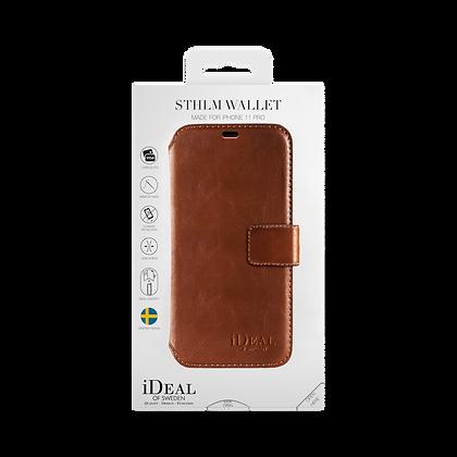 iDeal Of Sweden STHLM Wallet iPhone 11 Pro, Brown