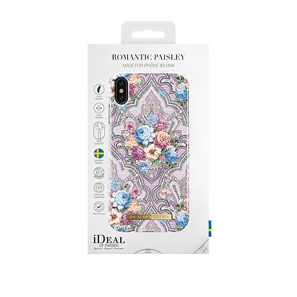 iDeal Of Sweden Fashion Case iPhone Xs Max, Romantic Paisley