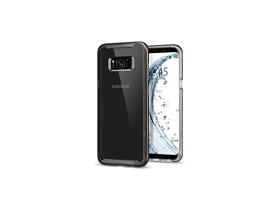 Spigen Samsung Galaxy S8 Plus Crystal Hybrid, Black