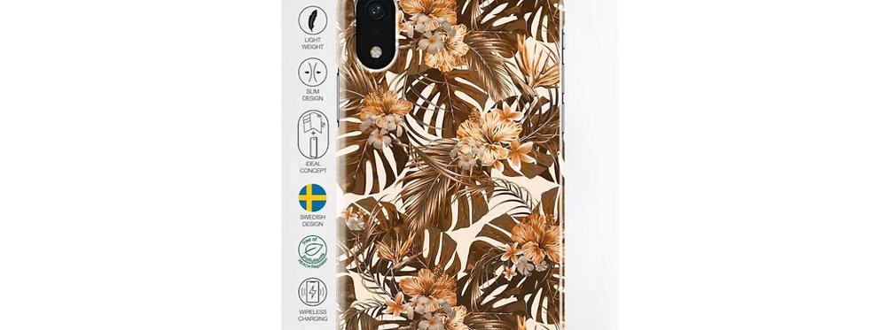 iDeal Of Sweden iPhone XR Fashion Case, Autumn Forest
