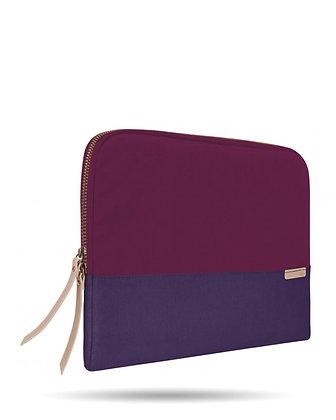 "STM Laptop Sleeve 13"" Grace, Dark Purple"