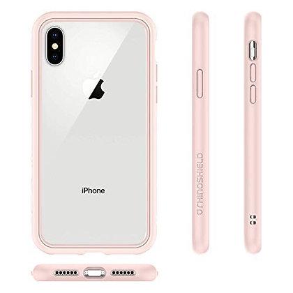 RhinoShield iPhone Xs Mod NX Set, Blush Pink