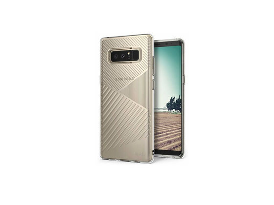 Ringke Samsung Galaxy Note 8 Bevel, Clear