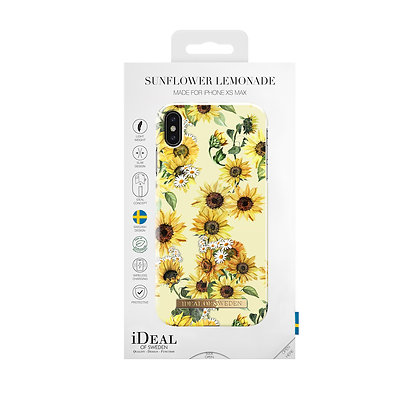 iDeal Of Sweden Fashion Case iPhone Xs Max, Sunflower Lemonade