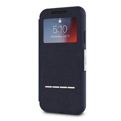 Moshi iPhone XR SenseCover, Midnight Blue
