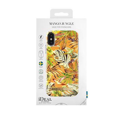 iDeal Of Sweden Fashion Case  iPhone X/Xs, Mango Jungle