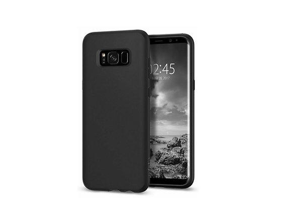 Spigen Samsung Galaxy S8 Plus Liquid Crystal, Matte Black