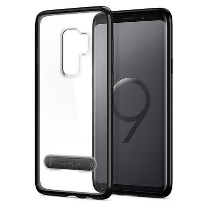Spigen Samsung Galaxy S9 Plus Ultra Hybrid, Midnight Black