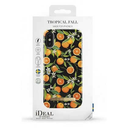 iDeal Of Sweden Tropical Fall iPhone X Case
