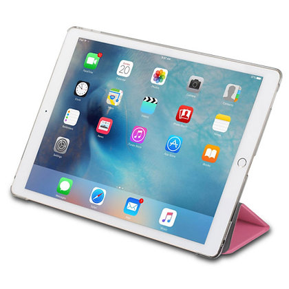 Patchworks iPad Pro 12.9-inch Pure Cover Case, Pink