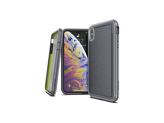 X-Doria iPhone Xs Max Defense Ultra, Gray