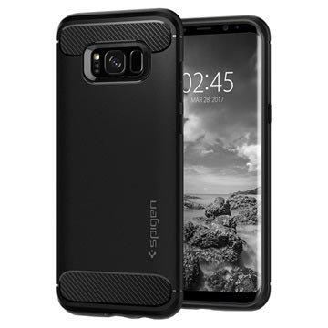 Spigen Samsung Galaxy S8 Rugged Armor, Black