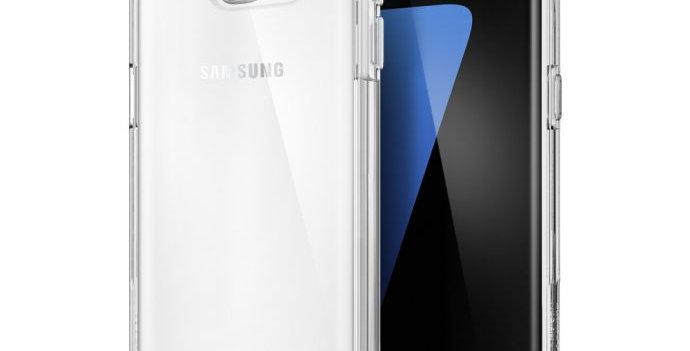 Spigen Samsung Galaxy S7 Crystal Shell, Clear Crystal
