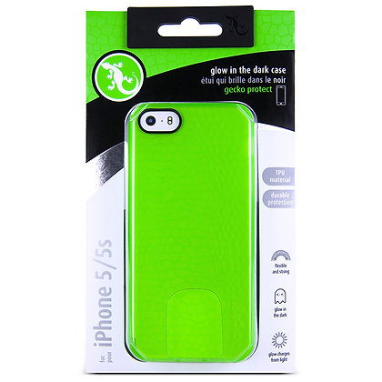 Gecko Touch 5 Protect, Glow Green