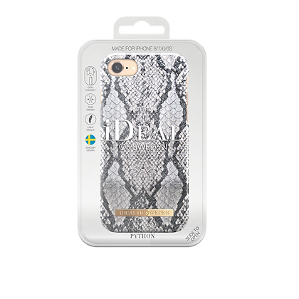 iDeal Of Sweden Fashion Case iPhone 8/7/6/6s, Python