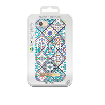 iDeal Of Sweden Fashion Case iPhone 8/7/6/6s, Mosaic