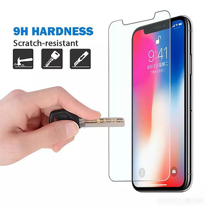 iPearl iPhone X Tempered Glass, Clear